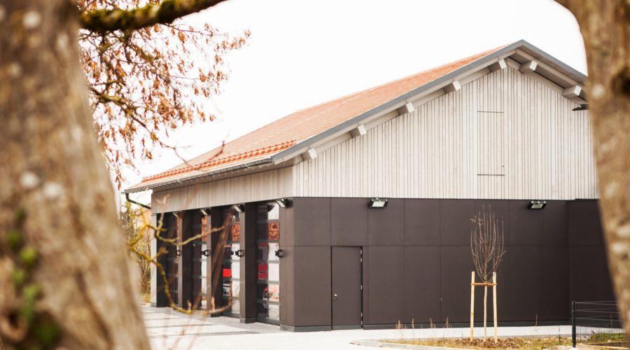 Caserma Hohenbrunn, casa in legno, lignoalp, casa clima, casaclima, costruire in legno